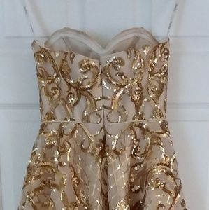 Tiffany Designs Dresses - Tiffany Designs Semi Formal Homecoming/Prom Dress